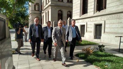 Los dirigentes de la Mesa de Enlace se pronunciaron sobre la circular reservada del Banco Nación