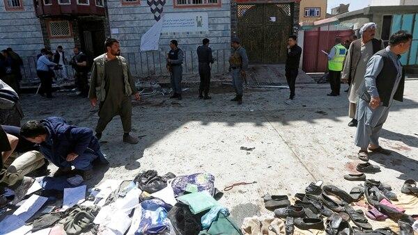 Ghazni se convirtió en la segunda capital provincial tomada por los Talibanes en tres meses (Reuters)
