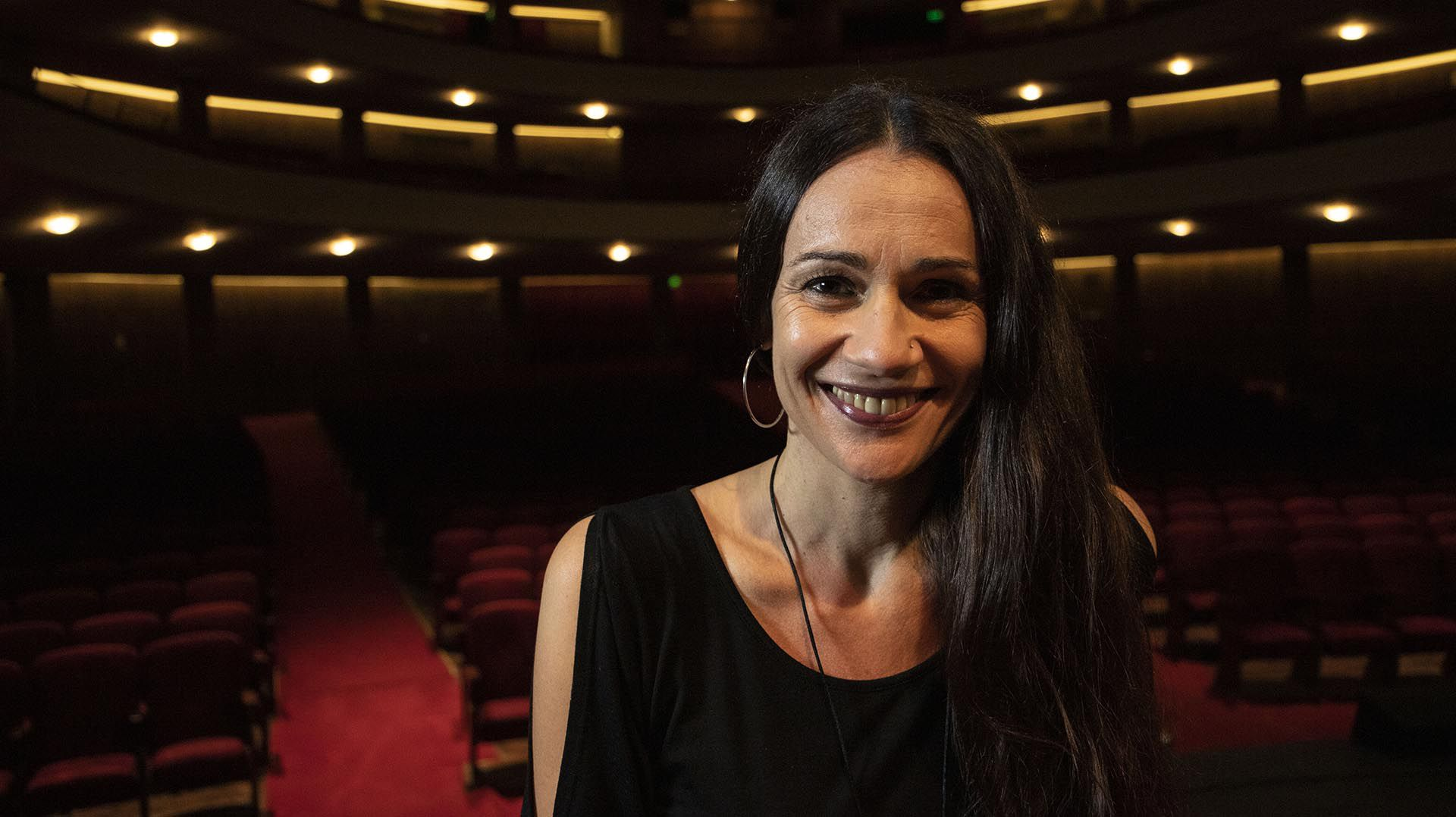 Elisabetta Riva, directora del Teatro Coliseo (Lihue Althabe)