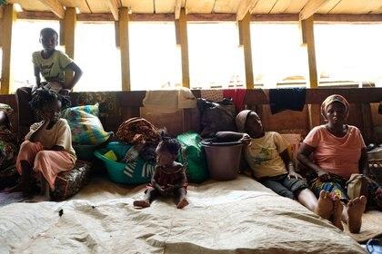 Desplazados en Congo (REUTERS/Paul Lorgerie)
