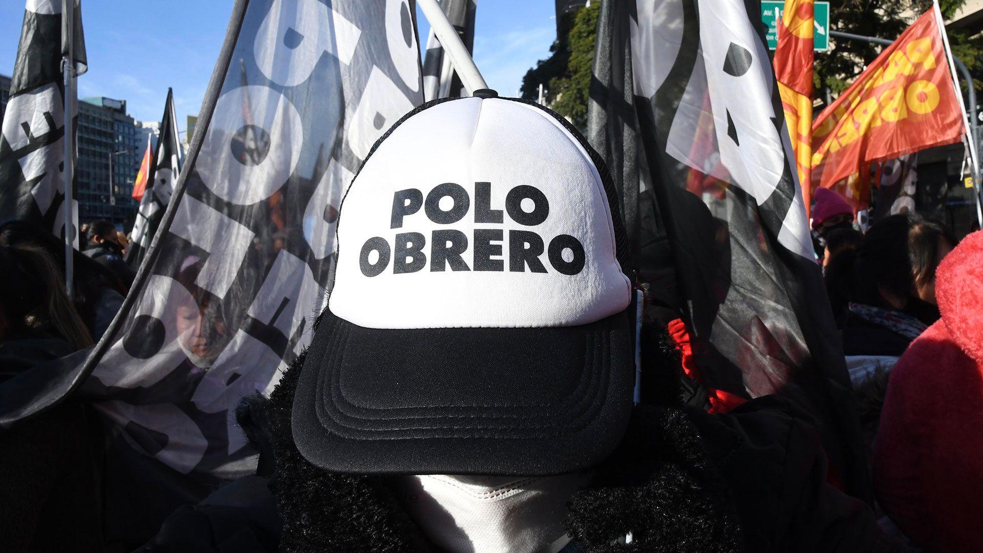 RECLAMO POLO OBRERO TIERRAS GUERNICA