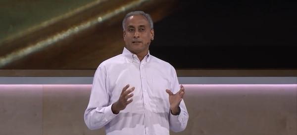 Prabhakar Raghavan, VP de G Suite de Google