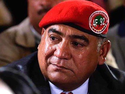 Mayor Frang Rafael Morales