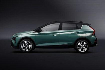 Se ubica en el mismo segmento que ocupa el Hyundai Kona (Hyundai)