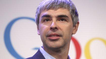 Larry Page, CEO de Google (AP)