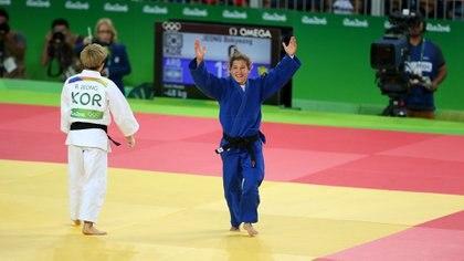 Paula Pareto todavía no está oficialmente clasificada, pero la campeona olímpica en Río 2016 estará en Tokio para buscar su tercera medalla en los Juegos Olímpicos