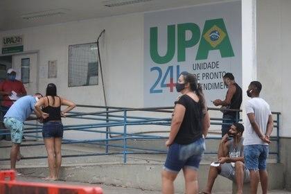 Brasil es uno de los países más afectados por la pandemia de coronavirus (REUTERS/Pilar Olivares)