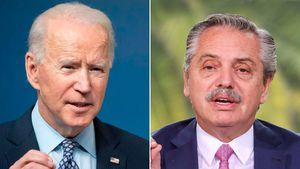 Señal de acercamiento geopolítico a Joe Biden: la Fuerza Aérea compró diez aviones de transporte a Estados Unidos
