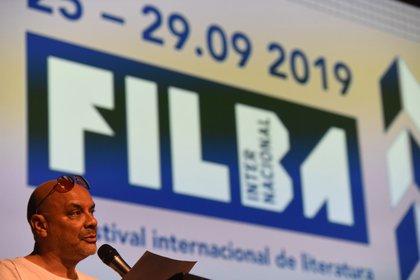 Casas en la última inauguración del FILBA (Franco Fafasuli)