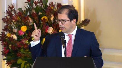 Fiscal Francisco Barbosa Delgado. Foto: Fiscalía General de la Nación.