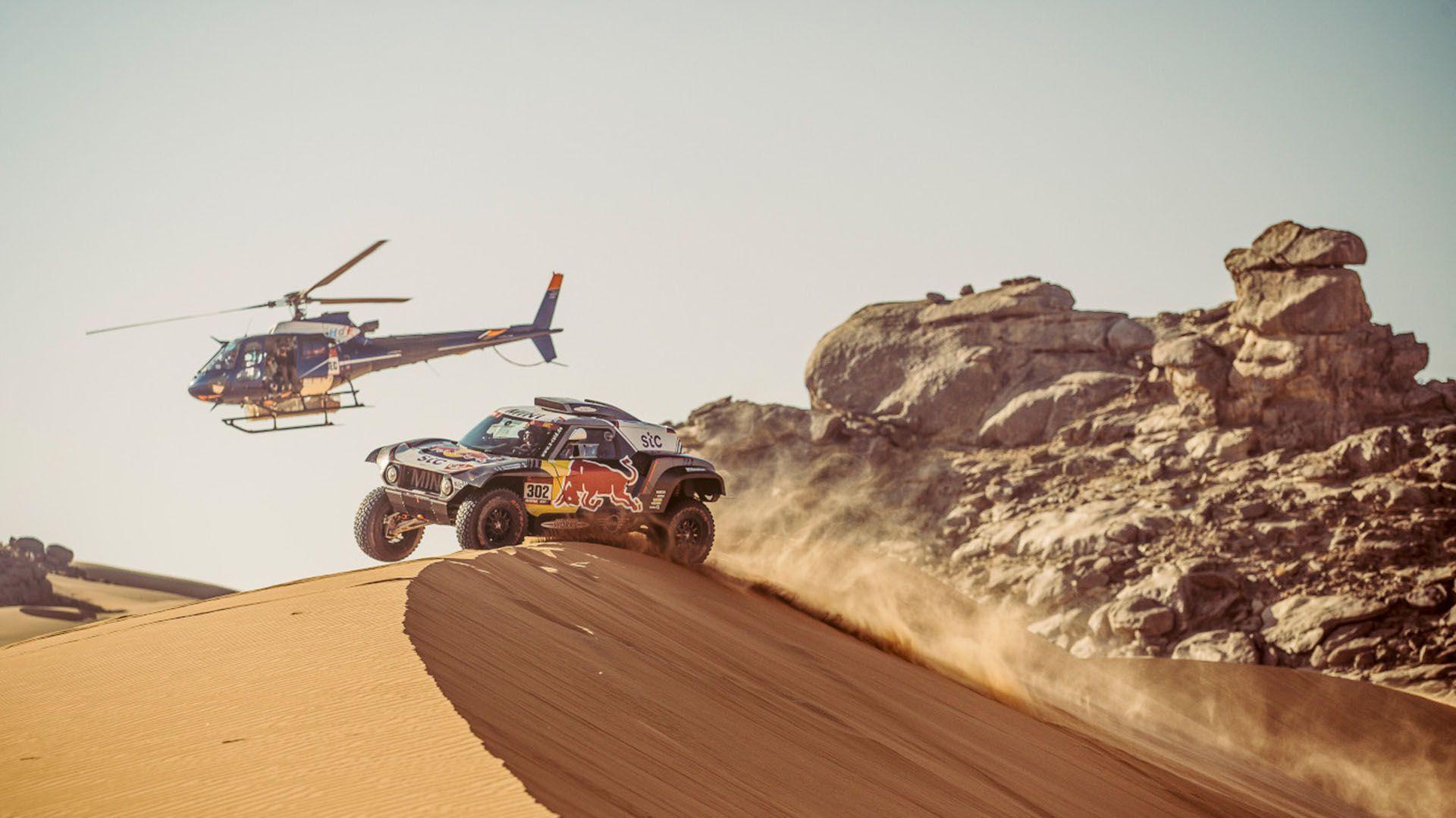 Etapa 3 Rally Dakar