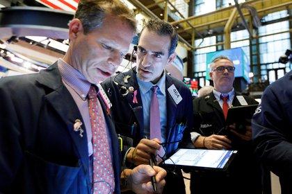 El índice Nasdaq de Wall Street anota nuevos récords. (EFE)