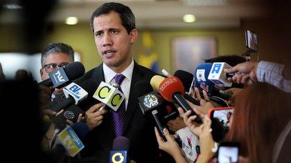 Juan Guaidó confirmó que habrá una delegación de su gobierno en el marco de la Asamblea General de la ONU