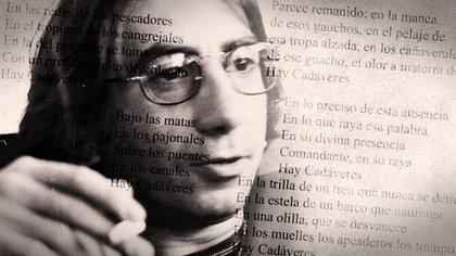 """""""Cadáveres"""", el emblemático, sentido y """"neobarroso"""" poema de Néstor Perlongher"""
