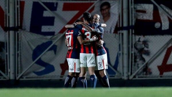 San Lorenzo será uno de los equipos argentinos en la Sudamericana (AP)