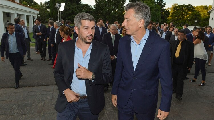 Mauricio Macri y Marcos Peña no descartaban que Sergio Massa pudiera regresar al kirchnerismo