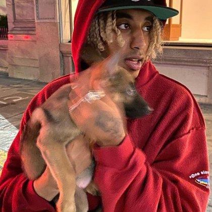 El hombre dio a conocer el nuevo hombre del animal: Movie, es decir, Película en español (Foto: Instagram/ @mulaflare)