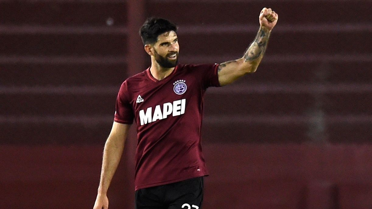 Nicolás Orsini firmará en las próximas horas en Boca (EFE/Marcelo Endelli/POOL)