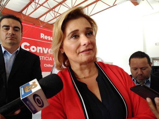 Chihuahua: María Eugenia Campos Galván