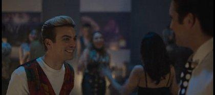 Cristian Valdés y Luis Miguel: celos, envidia y una amistad fallida (Foto: Netflix/ Luis Miguel, la serie)