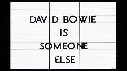 David Bowie is, March 2, 2018 through July 15, 2018, installation view.(Photo: Jonathan Dorado, Brooklyn Museum)