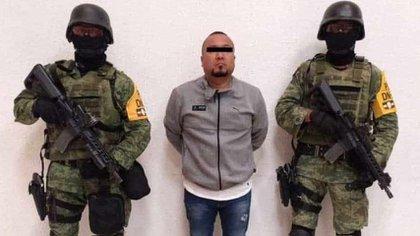 """Cuando """"El Marro"""" todavía estaba libre, la encarnizada guerra que protagonizó con el CJNG por el control del """"huachicol"""" y las rutas del tráfico de drogas dejó un Guanajuato con 4,494 homicidios en 2019 (Foto: Twitter/Fiscalía de Guanajuato)"""