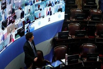 Martín Lousteau (REUTERS/Agustin Marcarian)