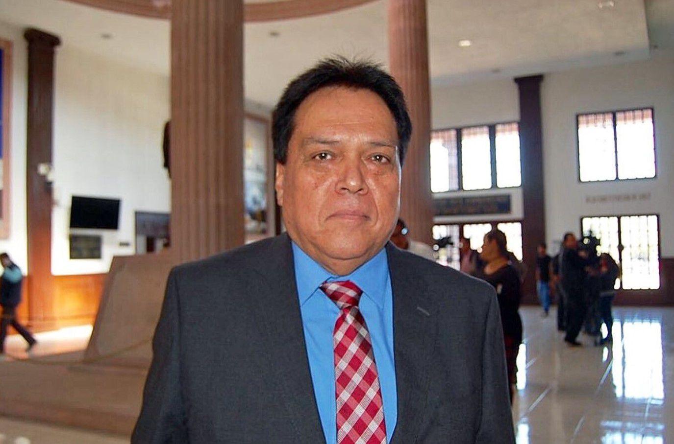 El Fiscal de Coahuila, Márquez Guevara, dio a conocer la información de la detención del abuelo (Foto: Twitter@lharanda)