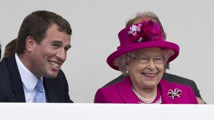 Nacido en 1977, Peter Phillips no goza de un título real por decisión de sus padres, al igual que su hermana Zara, y es actualmente el décimo quinto en la línea de sucesión al trono británico /Shutterstock