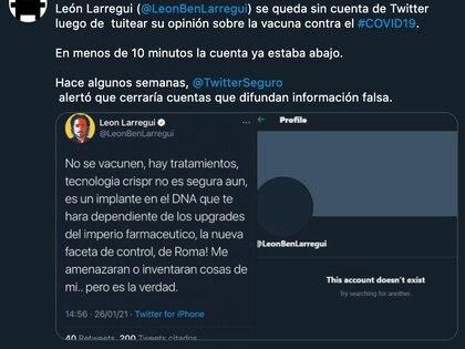 Leon Larregui (Foto:Twitter@isopixel)