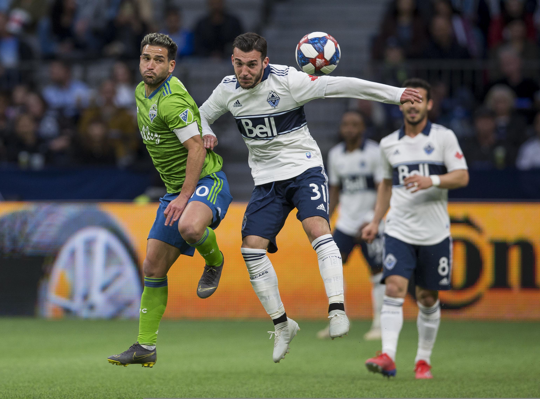 El 10 es Nicolás Lodeiro, clave en el presente exitoso del Seattle Sounders en la MLS (USA TODAY Sports)