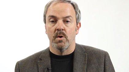 Carl Heneghan, profesor de la Universidad de Oxford, puso en duda la certeza de que la nueva cepa del coronavirus es 70 por ciento más contagiosa que las demás conocidas (Oxford University)