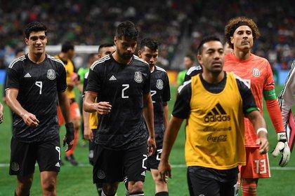 En el Alamodome de San Antonio, Estados Unidos, fue triunfo de la Albiceleste por 4-0 con tantos convertidos por Lautaro Martínez en tres oportunidades (16′, 21′ y 38′) y Leandro Paredes (32′), el restante de penal (Foto: Twitter)