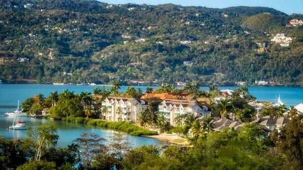 la famosa Montego Bay de Jamaica (Getty)