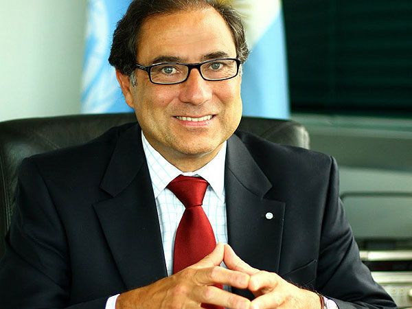 Jorge Arguello, embajador en los Estados Unidos