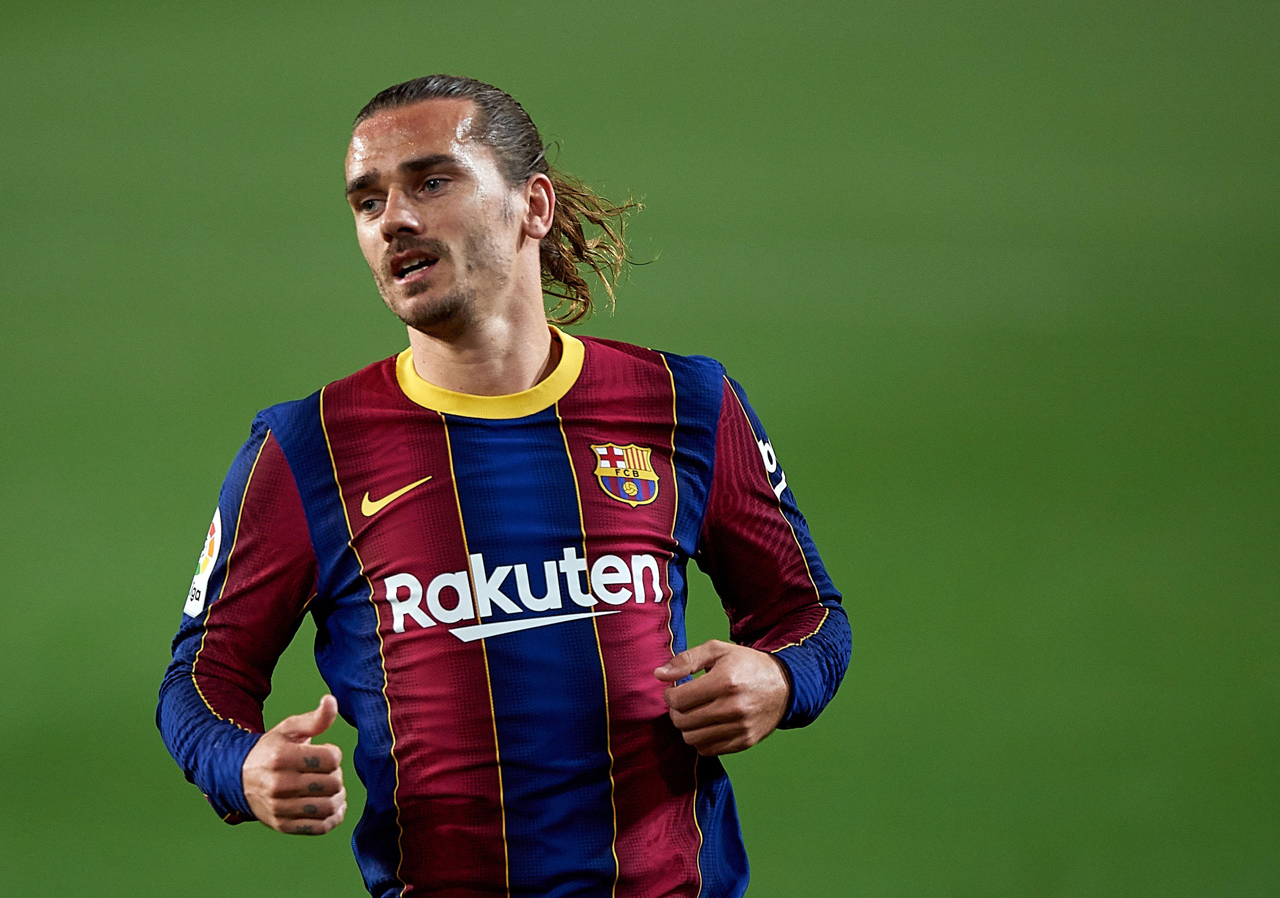 El delantero francés tiene contrato hasta 2024 con el Barcelona (REUTERS/Pablo Morano)