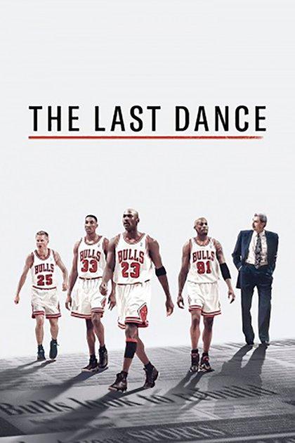 The Last Dance, ESPN y Netflix