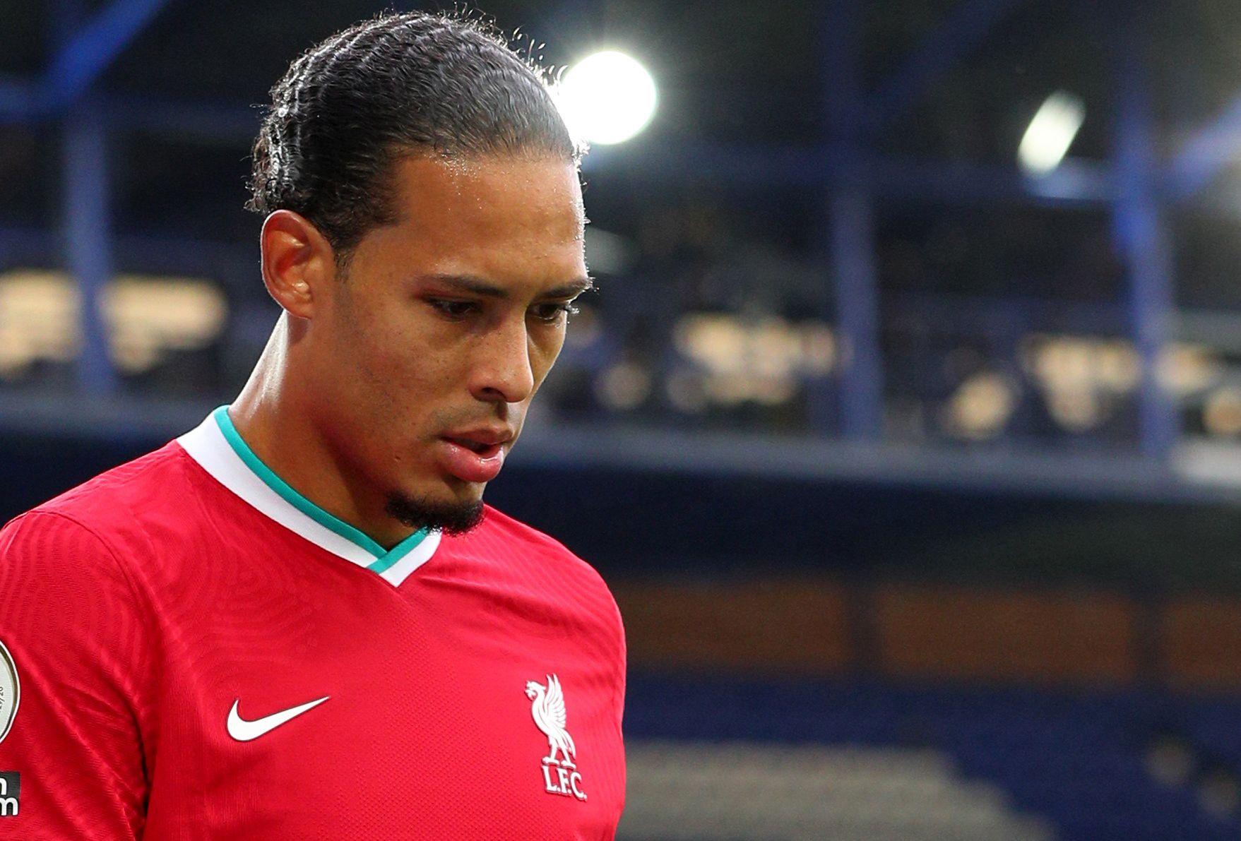 Virgil van Dijk se perderá gran parte de la actual temporada de la Premier League y la Champions League (REUTERS)