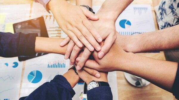 Con distintos incentivos, el trabajo en equipo representa un gran componente que influye en la cultura interna (Getty Images)