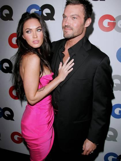 Megan Fox y Brian Austin Green tienen tres hijos (Shutterstock)