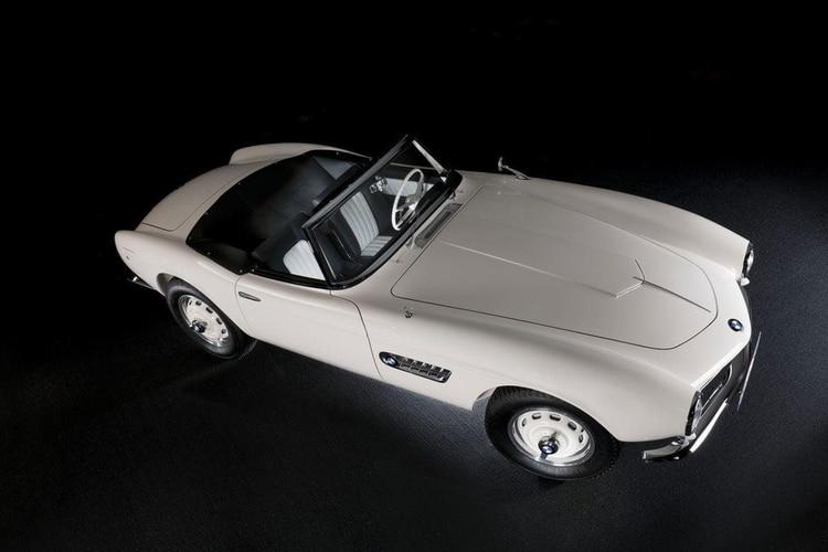 El auto recuperó su fisonomía original tras miles de horas de trabajo. (BMW)