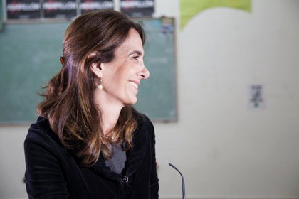 María Eugenia Bielsa, ministra de Desarrollo Territorial y Hábitat de la Nación (NA)