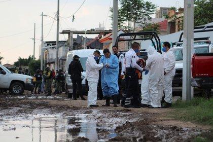 El pasado 1 de julio fueron asesinadas27 personas que se encontraban en un centro de rehabilitación en Irapuato, Guanajuato. (Foto: REUTERS/Karla Ramos)