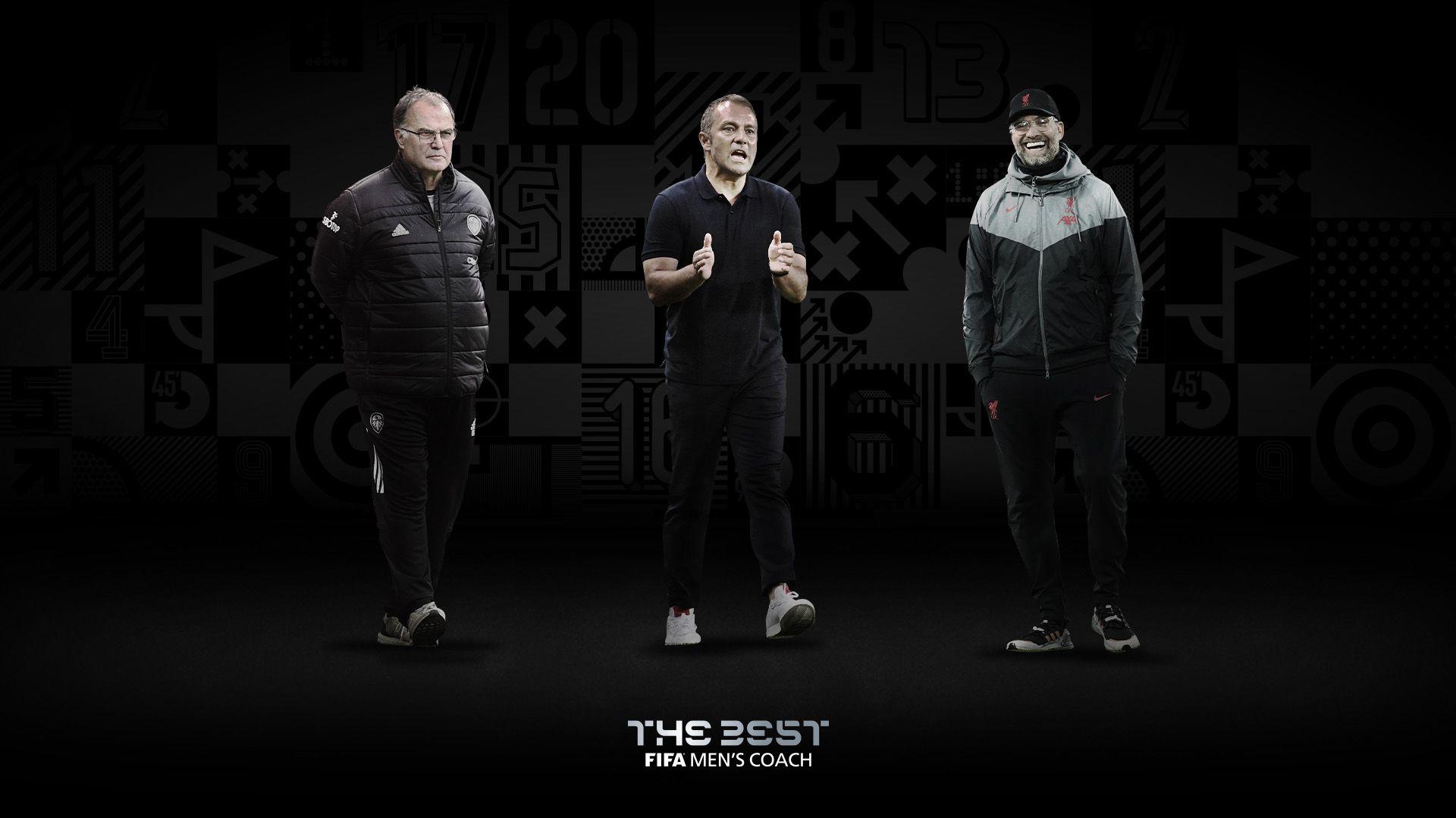 Bielsa entre los 3 mejores entrenadores del mundo según FIFA