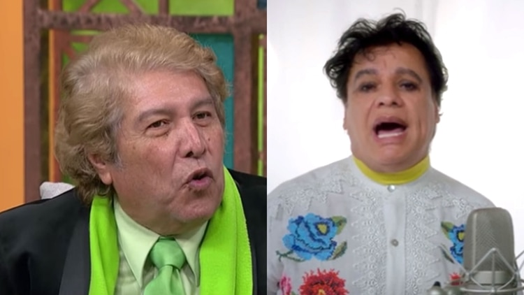 Joaquín Muñoz apoya económicamente a su amigo mientras esperan la orden de una persona muy importante para reaparecer (Foto:YouTube TVazteca, Juangabriel)