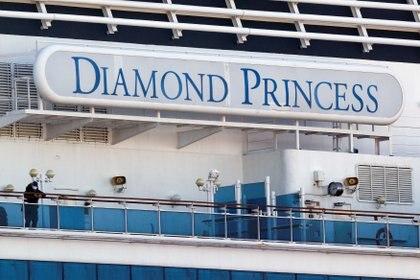 El crucero en cuarentena (Reuters)