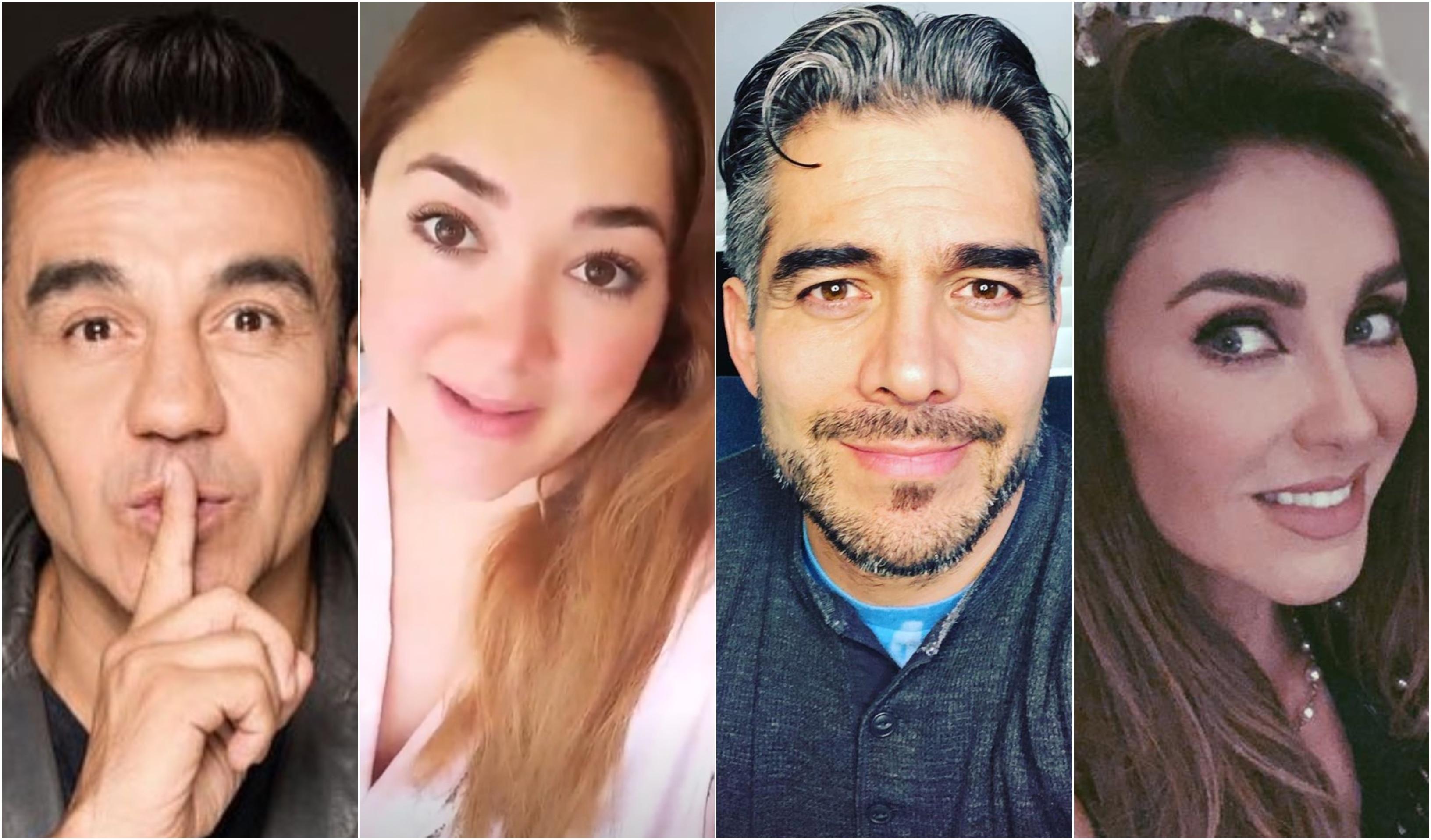 El domingo de los famosos en México: El parto de Sherlyn y el secreto de Adrián Uribe que reveló Omar Chaparro thumbnail