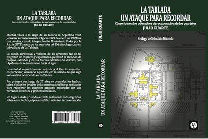 El libro de Ruarte se puede conseguir contactando a la editorial Grupo Union en el mail union@lugardelibros.com o al número de whatsapp: +5491145505842