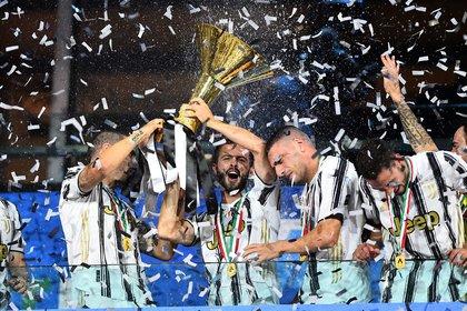Miralem Pjanic viene de ser campeón en Juventus (Reuters/ Massimo Pinca)