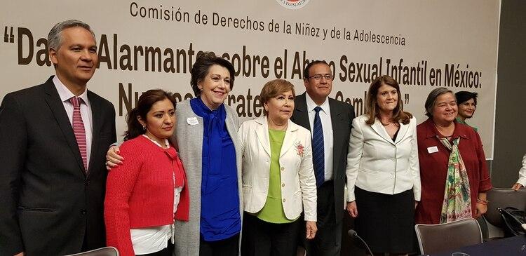 El 50% de mexicanos considera que el primer agresor sexual de menores es un extraño (Foto: Hugo Lago, Infobae México)